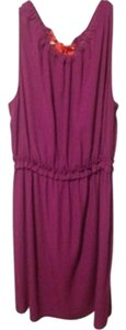 Kate Spade short dress purple Katia on Tradesy