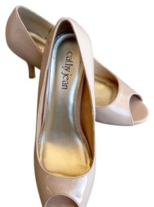 Cathy Jean Cream Pumps