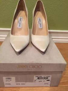 Jimmy Choo Pumps Wedding Shoes