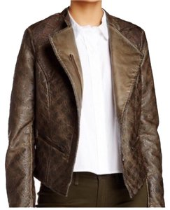 A.B.S. by Allen Schwartz Leather Jacket