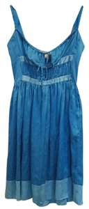 Chloé short dress Blue on Tradesy
