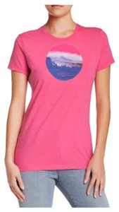 The North Face T Shirt Pink, Blue
