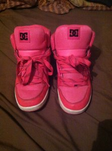 DC Bright Pink Athletic