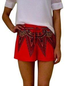 Jealous Tomato Mini/Short Shorts Red