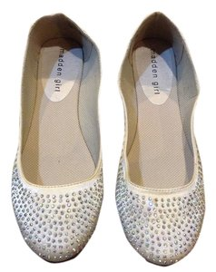 Madden Girl Champagne Pink Flats