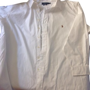 Ralph Lauren Button Down Shirt Men's 3XL tall