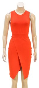 A.L.C. short dress Orange on Tradesy
