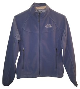 The North Face Plume Blue Jacket