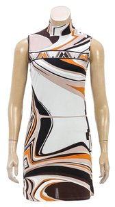 Emilio Pucci short dress Multicolor on Tradesy