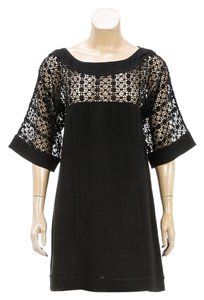 M Missoni short dress Black on Tradesy