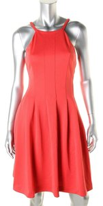 Calvin Klein Pleated Party Dress