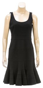 Akris Punto short dress Black on Tradesy
