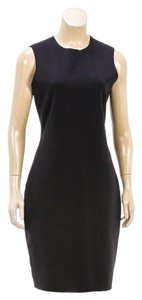 The Row short dress Black on Tradesy