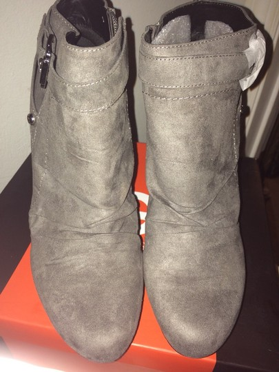 Guess Grey Boots