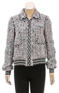 Chanel Multicolor Womens Jean Jacket