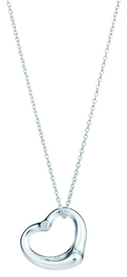 Preload https://item2.tradesy.com/images/tiffany-and-co-co-elsa-peretti-open-heart-w-diamond-1775391-0-0.jpg?width=440&height=440