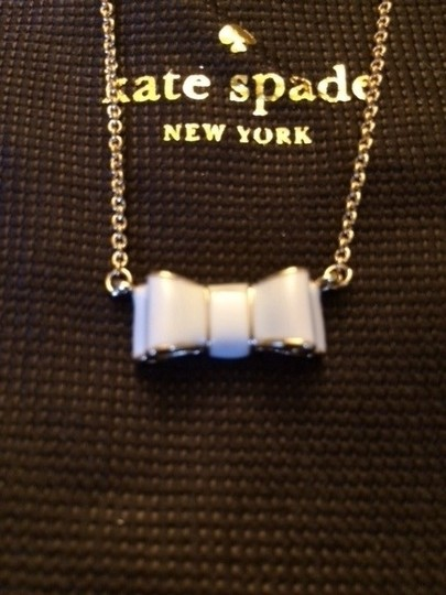 Kate Spade Kate Spade Moon River Pendant Necklace Image 1