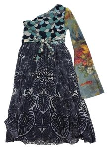 Jean-Paul Gaultier short dress Multi Color Print One on Tradesy