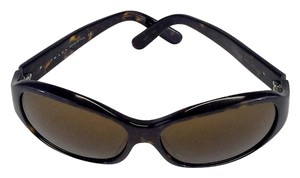 Prada Black & Brown Tortoise Sunglasses