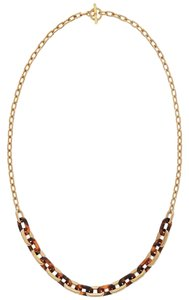Michael Kors Michael Kors Imitation Tortoiseshell Link Long Length Necklace
