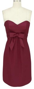 Other Sweetheart Satin Dress