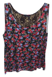 Forever 21 Top Floral Multi