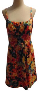 B. Smart short dress Multi-Color on Tradesy