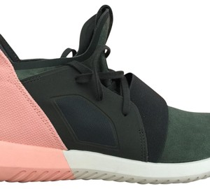 Adidas Tubular Defiant Green/Pink Athletic