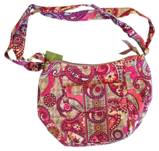 Preload https://item5.tradesy.com/images/vera-bradley-clare-paisley-meets-plaid-12297-128-pink-floral-cloth-tote-17756719-0-1.jpg?width=440&height=440