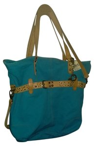 Lucky Brand Tote in Turquoise