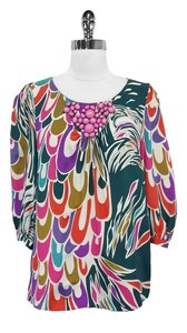 Tibi Top Multi-Color