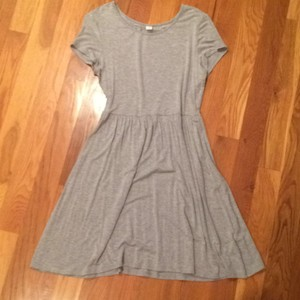 Old Navy short dress Gray on Tradesy