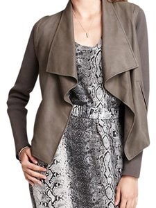 Joie Leather Vince Smokey Leather Jacket