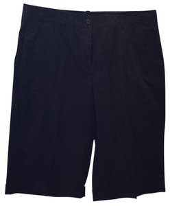 Isda & Co. Cuffed Shorts Black