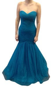 Maggie Sottero Formal Mermaid Prom Tulle Dress