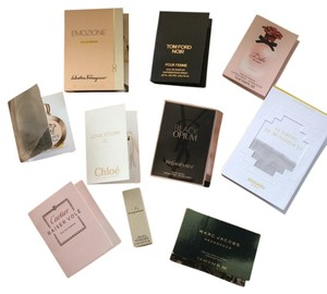 Tom Ford 10 High end Designer Fragrance Samples