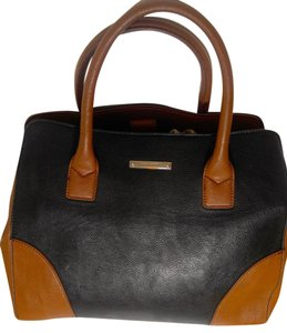 Nine West P2150 Purse Tote in brown, black