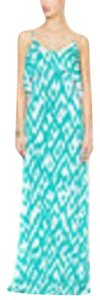 Aqua Maxi Dress by Tart