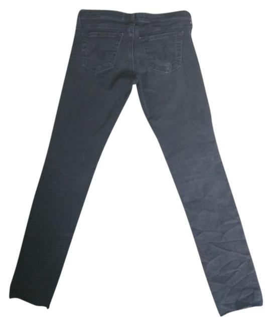 Item - Black Distressed The Legging Ankle Super Skinny Jeans Size 28 (4, S)