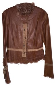 Cache Rich Brown/ Dark Honey Jacket