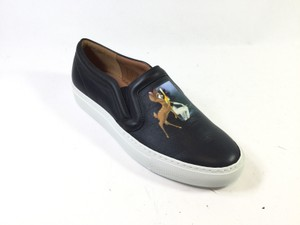 Givenchy Sneaker Slip On Black Athletic