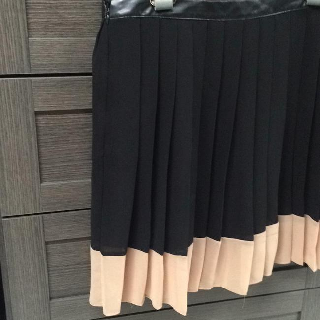 W118 by Walter Baker Skirt Black & Blush