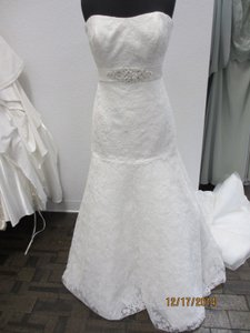 Elizabeth Darcy Bridal Dress E231125 - Size 12 (pb-3) Wedding Dress