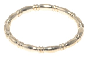 Mei Gold Bamboo Beaded Delicate Dainty Ring Gold-filled