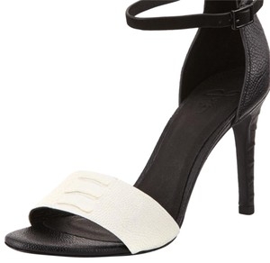 Joie Black/Porcelain Pumps
