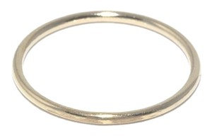 Mei Gold Delicate Midi Ring Knuckle Gold-filled