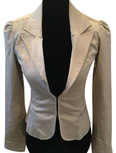 Urban Behavior Tan Blazer