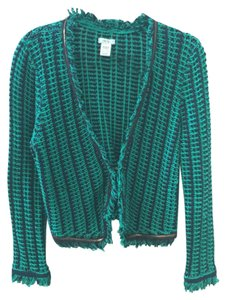 Cache Jacket Woven Work turquoise/black Blazer