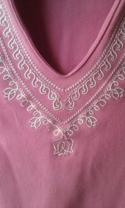 Lilly Pulitzer Cotton Embroidered Tunic