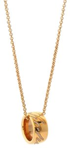 Chopard Chopard Chopardissimo Diamond Rose Necklace